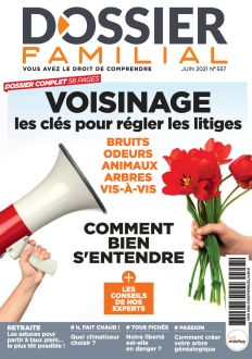 Dossier Familial n° 557
