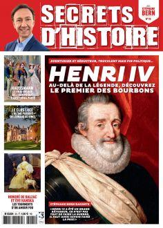 Secrets d'Histoire n° 25
