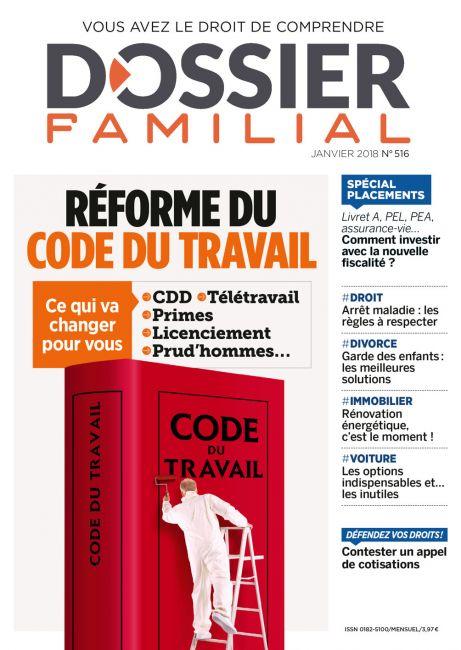 Dossier Familial n° 516