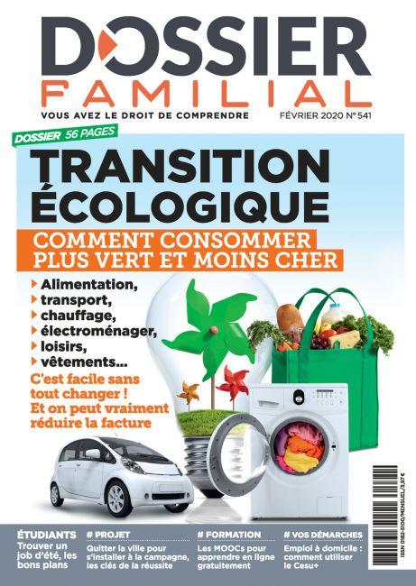 Dossier Familial n° 541