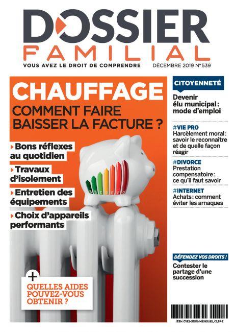Dossier Familial n° 539