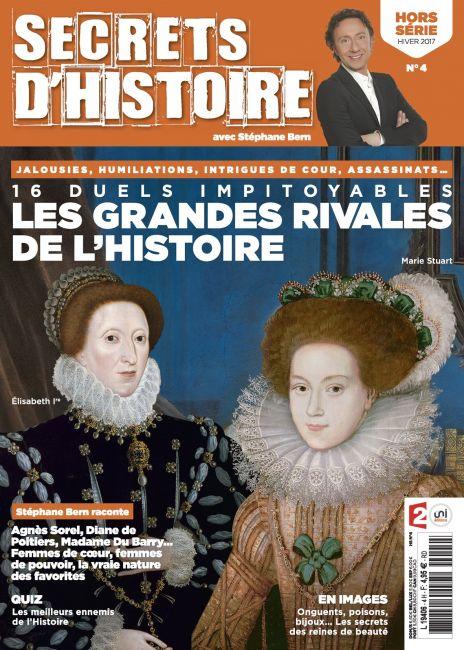 Secrets d'Histoire HS n° 4