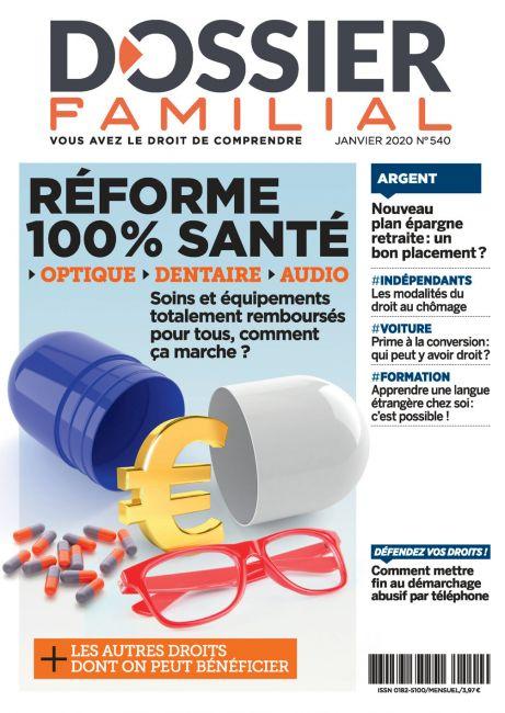 Dossier Familial n° 540