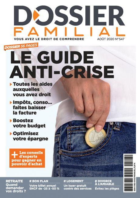 Dossier Familial n° 547