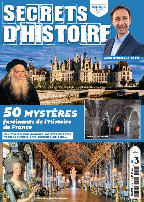 Secrets d'Histoire HS n° 11