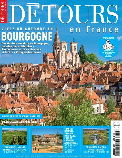 Détours en France n° 219