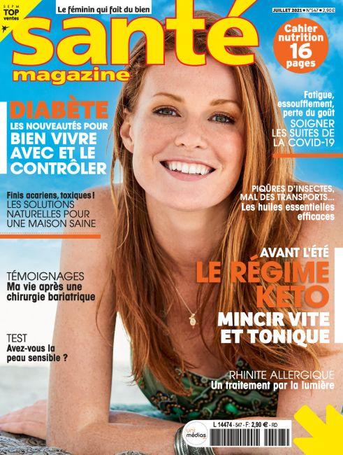 Santé Magazine n° 547
