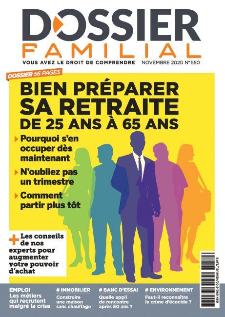 Dossier Familial n° 550