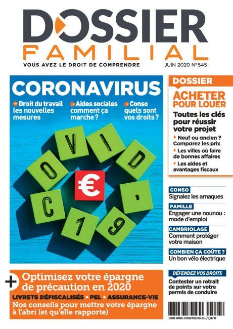 Dossier Familial n° 545