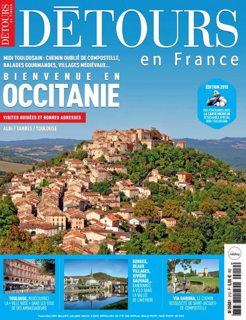Détours en France n° 210