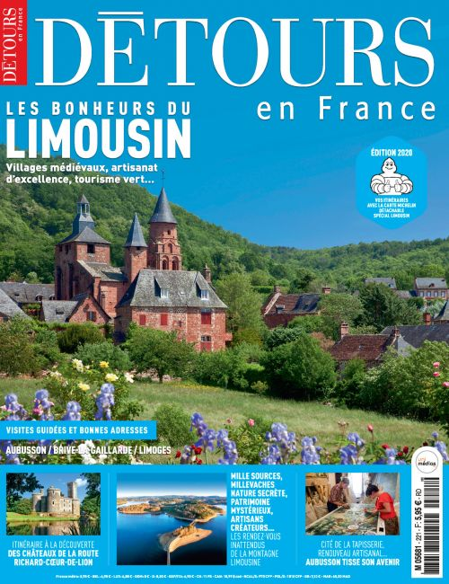 Détours en France n° 221