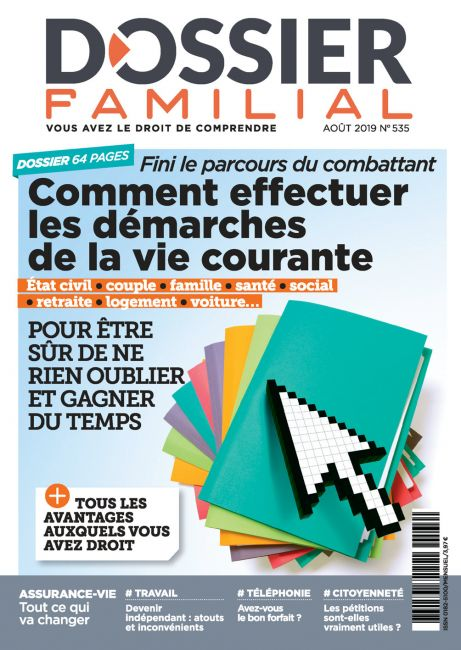 Dossier Familial n° 535