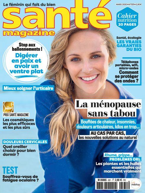 Santé Magazine n° 531