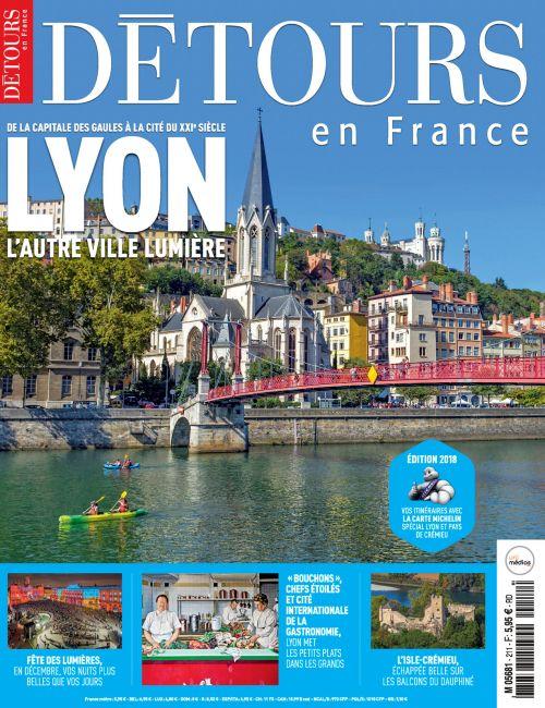 Détours en France n° 211