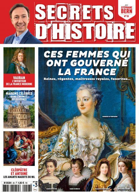 Secrets d'Histoire n° 28