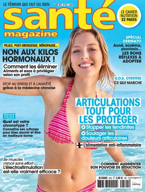 Santé Magazine n° 524