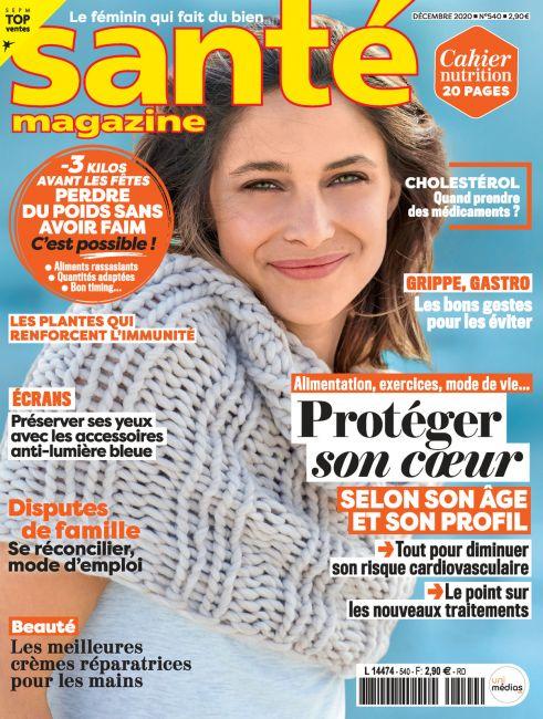Santé Magazine n° 540