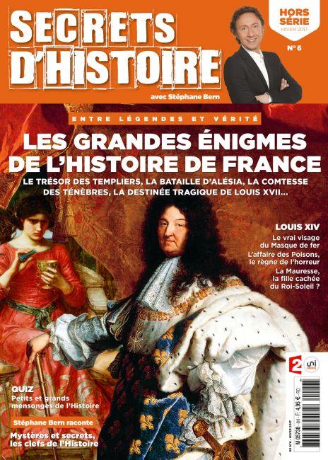Secrets d'Histoire HS n° 6