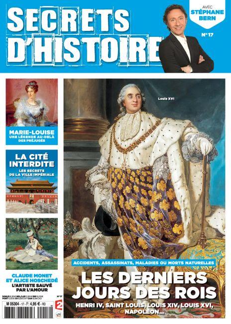 Secrets d'Histoire n° 17