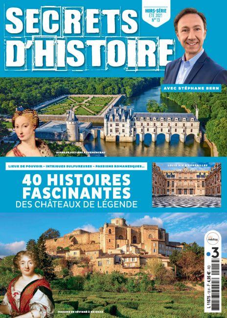 Secrets d'Histoire HS n° 13
