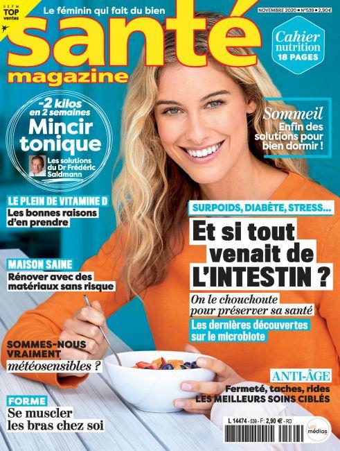 Santé Magazine n° 539