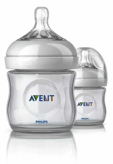 Le lot de 2 biberons Philips Avent