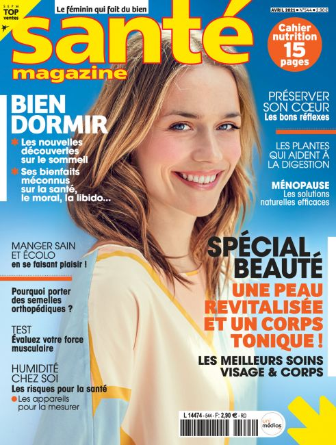 Santé Magazine n° 544