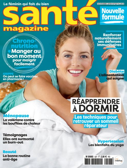 Santé Magazine n° 527