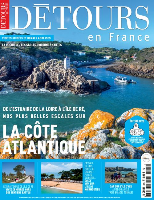 Détours en France n° 225