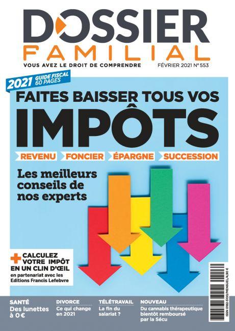 Dossier Familial n° 553