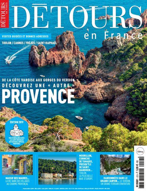 Détours en France n° 213