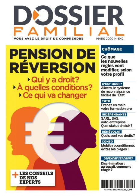 Dossier Familial n° 542
