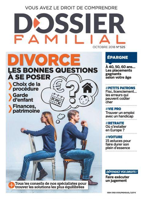 Dossier Familial n° 525