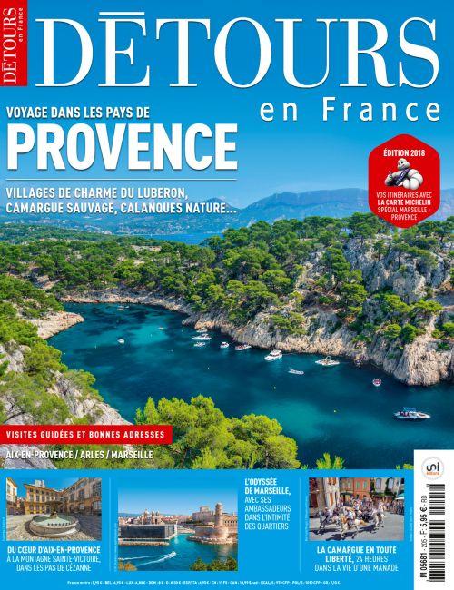 Détours en France n° 205