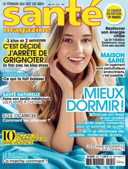 Santé Magazine n° 520