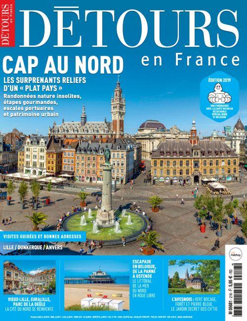 Détours en France n° 218