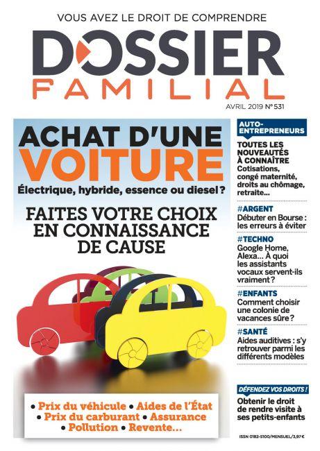 Dossier Familial n° 531