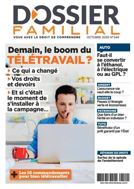 Dossier Familial n° 549