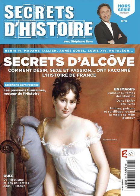 Secrets d'Histoire HS n° 5