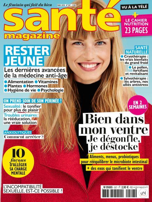 Santé Magazine n° 507