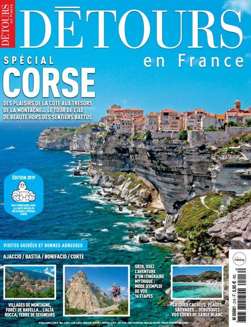 Détours en France n° 216