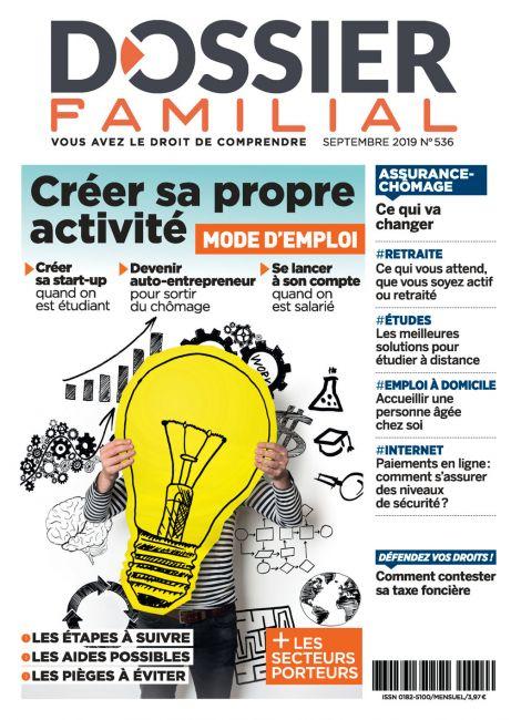 Dossier Familial n° 536