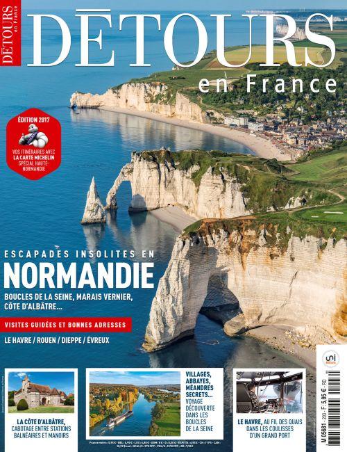 Détours en France n° 203