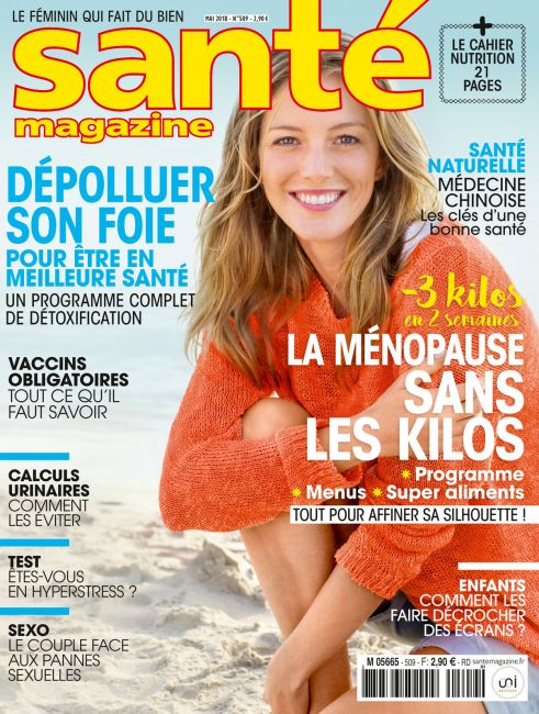 Santé Magazine n° 509
