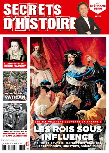Secrets d'Histoire n° 15