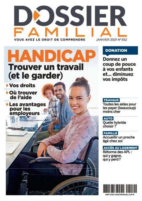 Dossier Familial n° 552