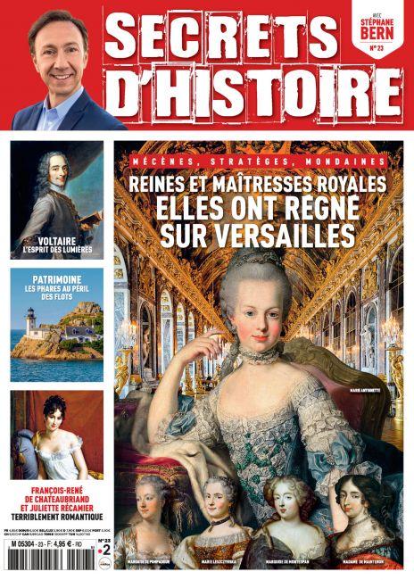 Secrets d'Histoire n° 23