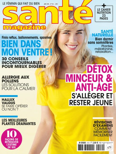 Santé Magazine n° 510