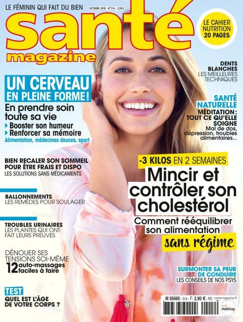 Santé Magazine n° 514