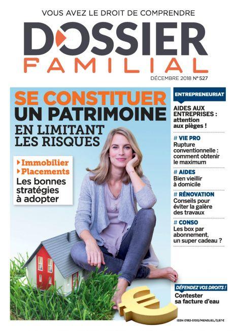 Dossier Familial n° 527